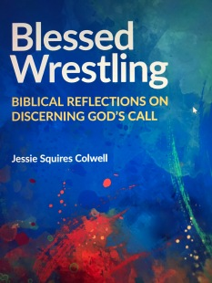 blessed wrestling book cover 2021